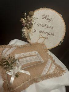 Complementos personalizados para bodas, cumpleaños o San Valentín