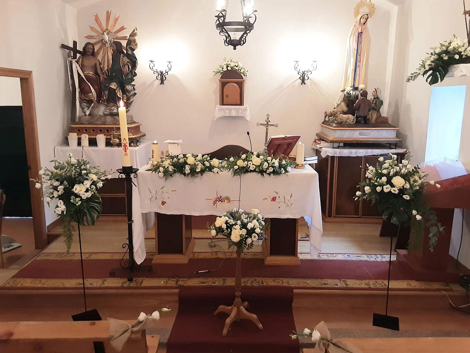 Iglesia bautizo